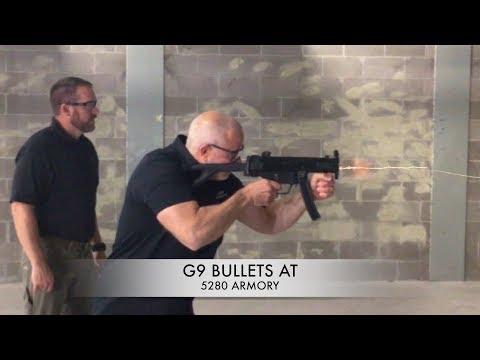 G9 Bullets Civilian Defense Ammunition At 5280 Armory
