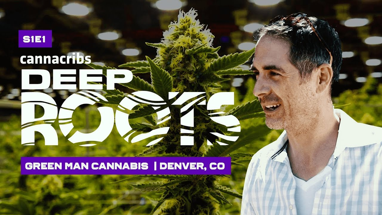 America's First Pot Cafe - Deep Roots at Green Man Cannabis