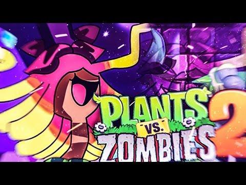 Plants vs Zombies 2 - WITCH HAZEL