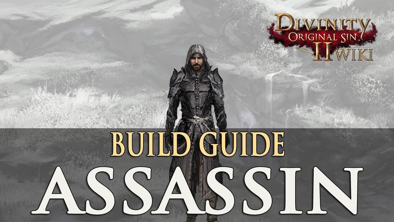 Divinity Original Sin 2 Builds – Assassin | Fextralife
