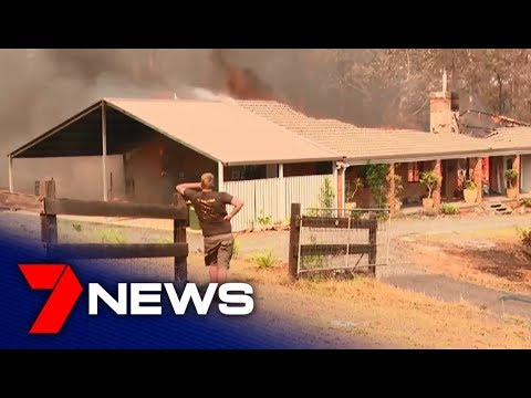 Northern NSW Bushfire Emergency November 2019 | 7NEWS