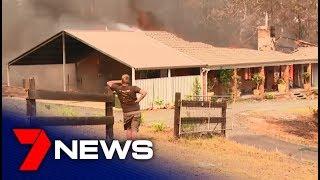 Northern NSW bushfire emergency November 2019 | 7NEWS