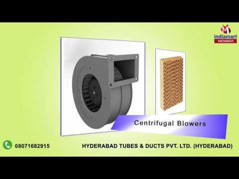 Air Handling Equipment By Hyderabad Tubes & Ducts Private Limited, Hyderabad