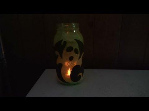 Ohzee's Halloween Luminaries