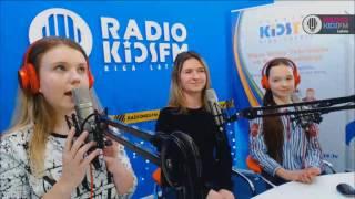"""Гость RADIO KIDSFM RIGA - """"ЗАДОРИНКА"""""""