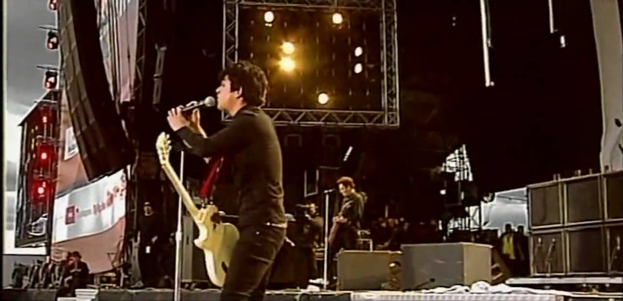 green day holiday live rock am ring 2005 hd youtube. Black Bedroom Furniture Sets. Home Design Ideas