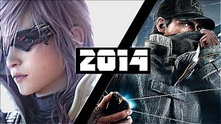 UPCOMING PC / XBOX / PS GAMES ON 2014 ! [HD]