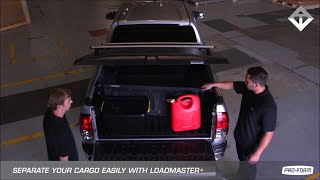 Pickup Cargo Management Solution - LOADMASTER