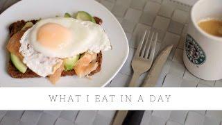 Что я ем? Что есть чтобы похудеть? | JuliaBrisa