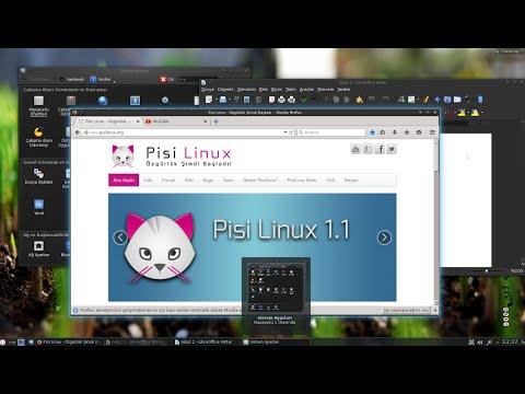 Yerli İşletim Sistemi Pisi Linux İncelemesi