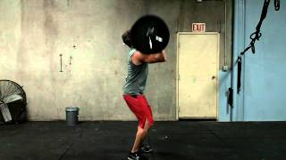 Power Clean - How To Demonstration