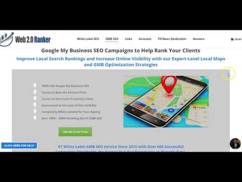 GMB SEO Overview 2017 - New Google My Business Optimization Campaigns
