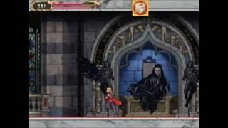 Castlevania: Portrait of Ruin Nintendo DS Review - Video