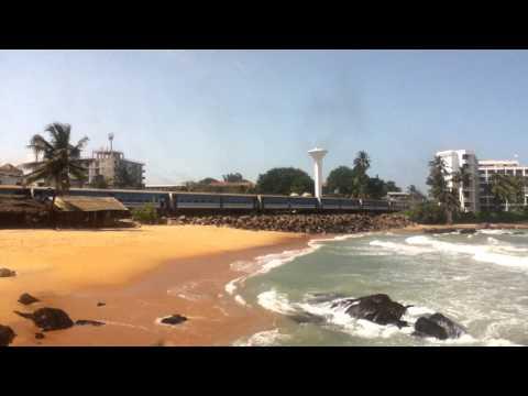 Sri lanka Mount Lavinia beach 1 1)