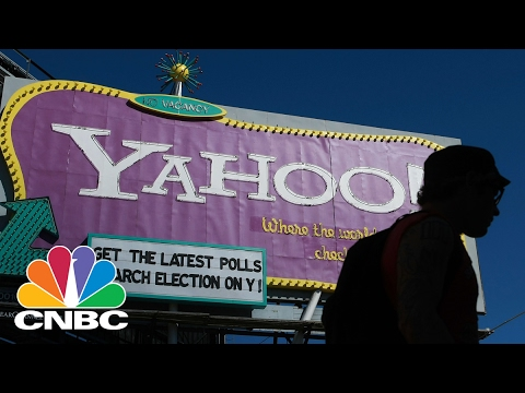 Yahoo Data Breaches Force Deal Discount With Verizon | Squawk Box | CNBC