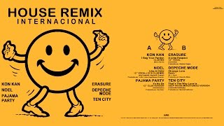 LP House Remix Internacional - Completo