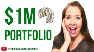 My Million Dollar Investment Portfolio [Entire Portfolio Revealed!] 💰🏠