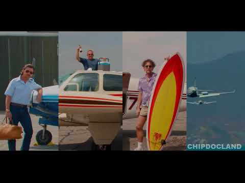 Tom Cruise - Barry Seal -  Soundtrack Tribute - American Made  (bombo Y Maracas)