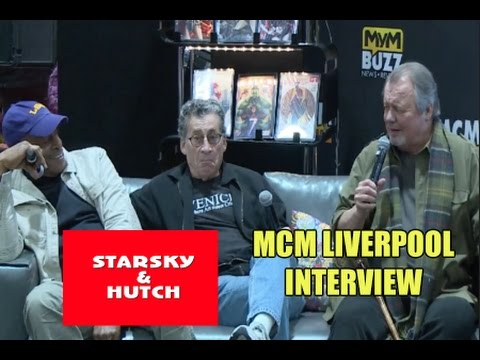 Exclusive Interview STARSKY & HUTCH stars David Soul, Paul Michael Glaser & Antonio Fargas