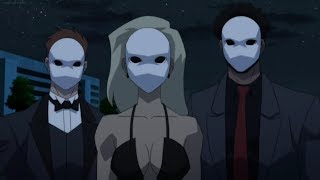 Fight club/Young Justice outsiders