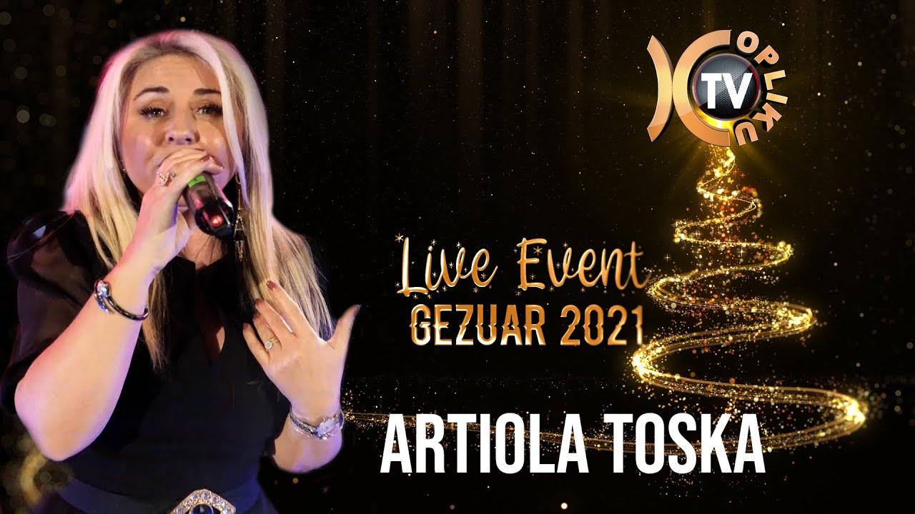 Download Artiola Toska - Kolazh Live  ( Live Event 2021 Tv Kopliku)