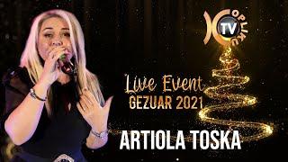 Artiola Toska - Kolazh Live ( Live Event 2021 Tv Kopliku)