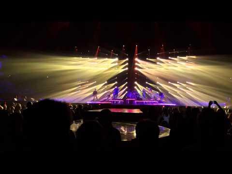 Shania Twain 4k Kaching! (Band) (Spokane 9/12/15)