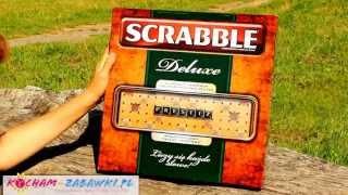 Scrabble Deluxe / Prestiż - Mattel Games - P9460 - Recenzja