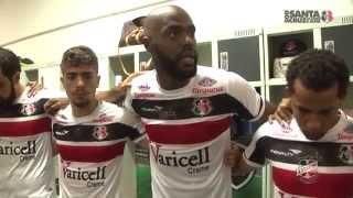 TV Coral - BASTIDORES - Botafogo 0x3 Santa Cruz - Série B 2015