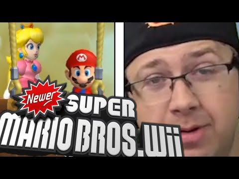 Newer Super Mario Bros Wii