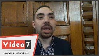 """بالفيديو..مؤسس """"أسفين ياريس"""" يناشد وزير العدل لحل أزمة نقل محاكمة مبارك"""