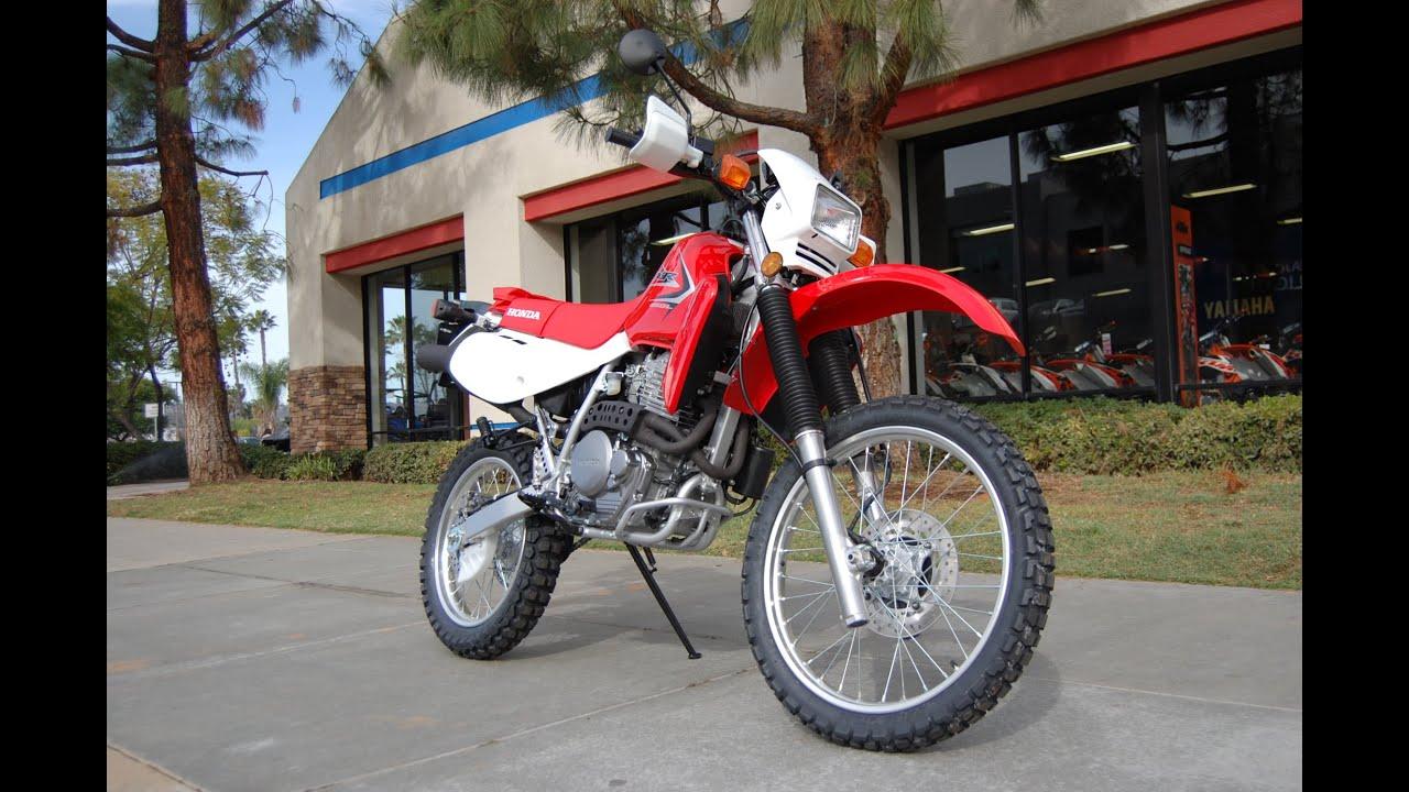 2015 Honda XR650L - YouTube