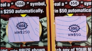 BOOM! HUGE BONUS WINS ON THE NEW $20 WORLD CLASS CASH NY LOTTERY INSTANT WIN SCRATCH OFF TICKETS