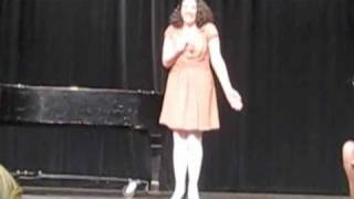 "Carrie Salmon- ""Mr. Snow"" from Carousel"