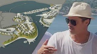 Построит ли Брэд Питт курорт в Хорватии после развода? (новости)