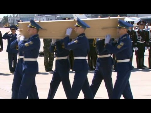 The long journey home for MH17's victims - CNN  - SFsA4VvAUpc -