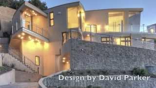 Very cool:  brand-new ultra-modern home in Laguna Beach! by Chris Guziak