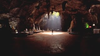 #FindYourJourney: Khao Luang Cave in 360 Virtual Reality thumbnail