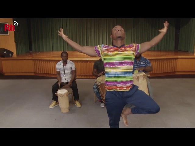 Haitian COJRD dancers perform in Taiwan【央廣英語】