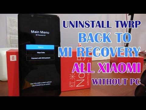 cara-hapus-twrp-&-balik-ke-mi-recovery-semua-hp-xiaomi-tanpa-pc