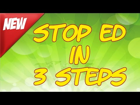 How to Stop Erectile Dysfunction in 3 Steps