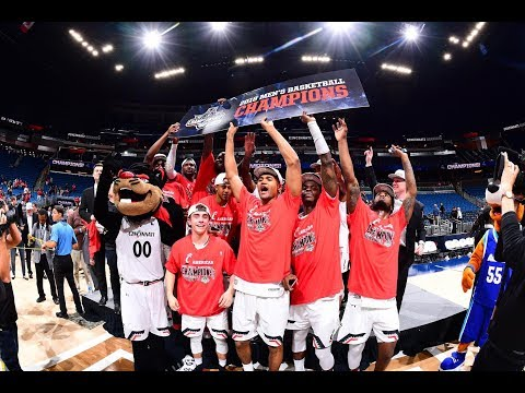 2018 Men's Basketball Championship Final - Cincinnati Postgame Interviews