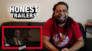 Honest Trailers - Ant-Man and The Wasp Reaction
