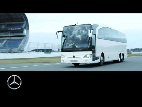 Mercedes-Benz Buses | The Star seeks the strong 2016