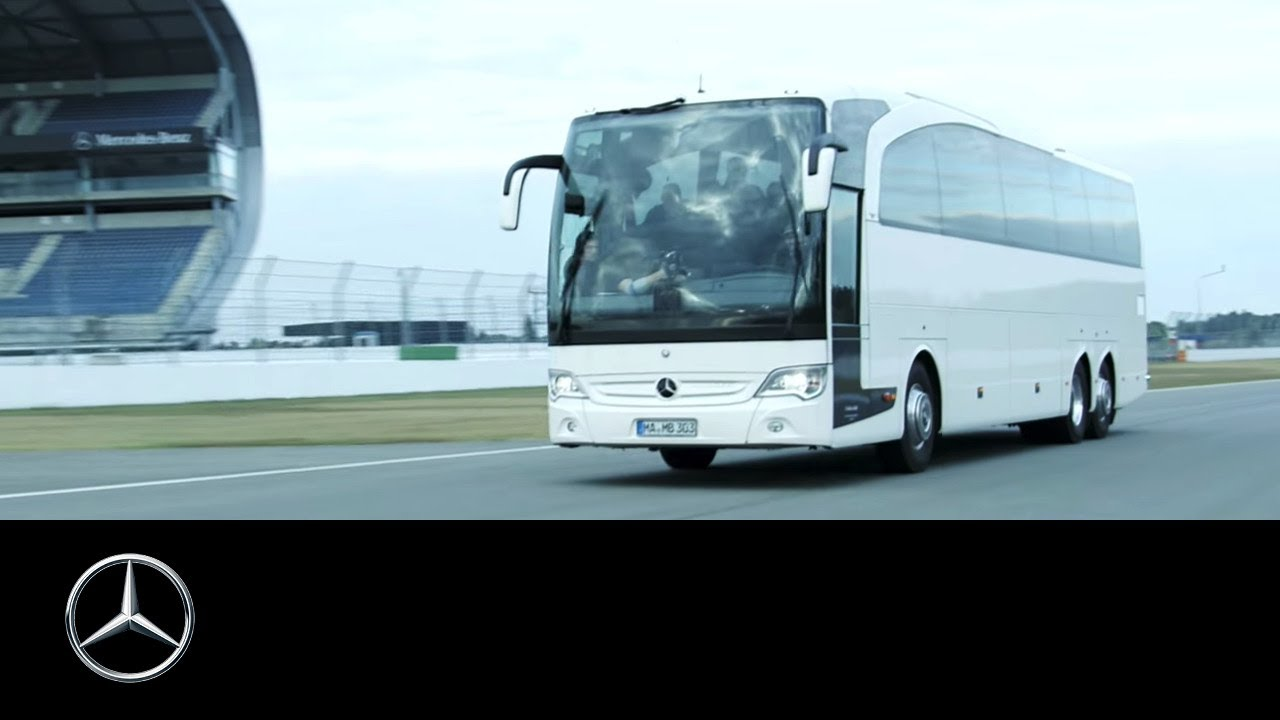 Mercedes Benz Buses The Star Seeks Strong 2016