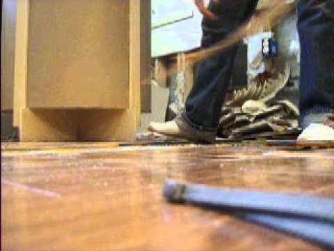 Removing Laminate Flooring how to remove laminate flooring youtube Removing Water Damaged Laminate Hardwood Flooring