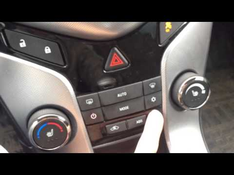 Chevrolet Cruze Tips (Шевроле Круз - советы, подсказки, хитрости)