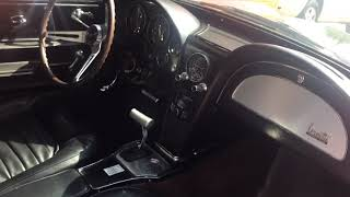1966 Chevy stingray customized