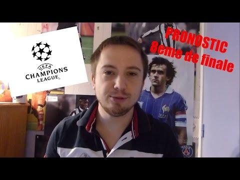 8ème de finale Ligue des champions 2016/2017 #Pronostic n°3