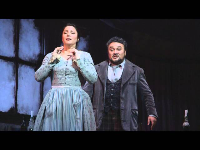 "La Bohème: ""O soave fanciulla"" (Vargas, Frittoli)"